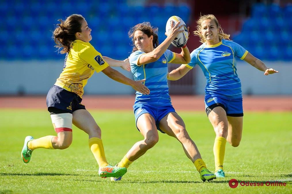 Шестеро одесситок вызваны в расположение национальной сборной Украины по регби-7