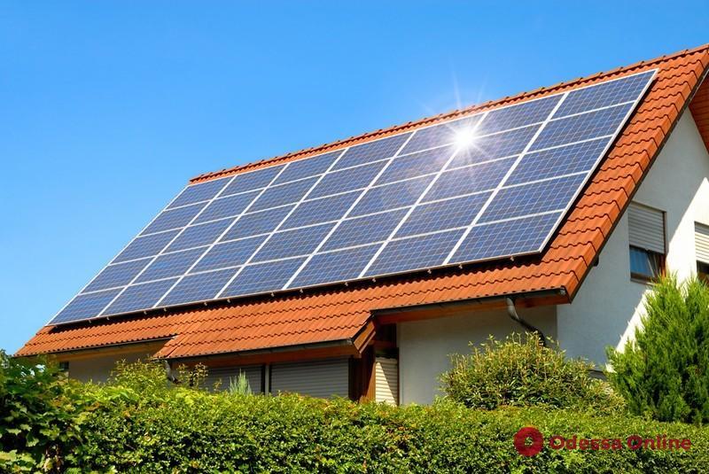 Одесса лидирует по количеству солнечных станций в области