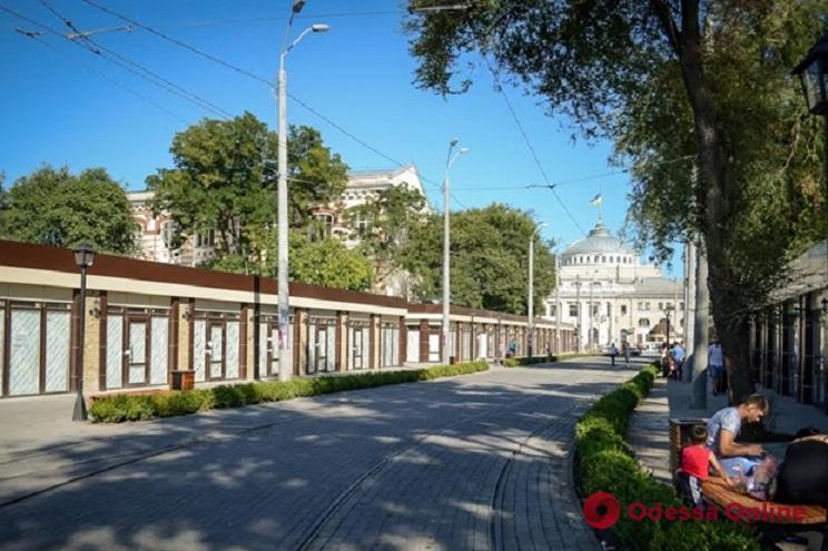 В бюджет Одессы поступило 42 миллиона за использование мест временной торговли