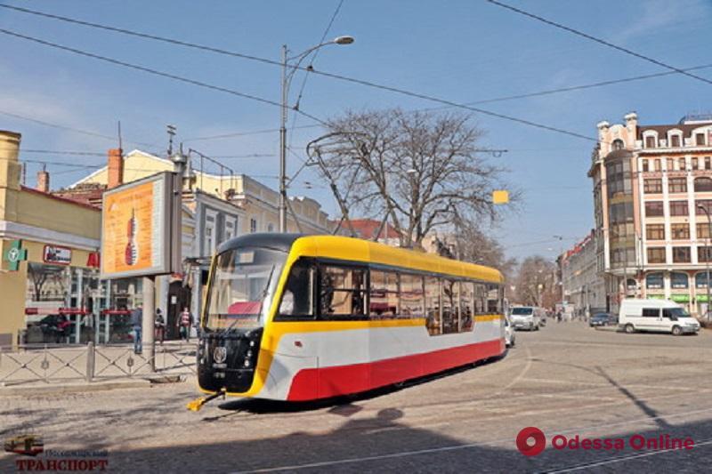 «Одесгорэлектротранс» назвали лучшим среди предприятий городского электротранспорта