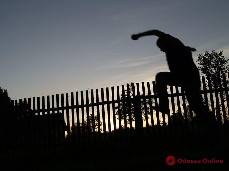 Житель Одесской области украл забор у односельчанина