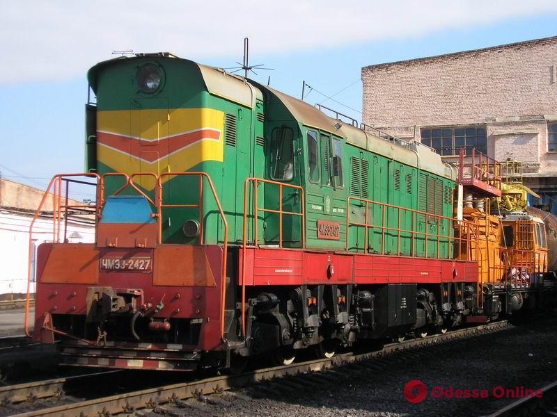 В Одесской области железнодорожных воров поймали с помощью беспилотника (видео)