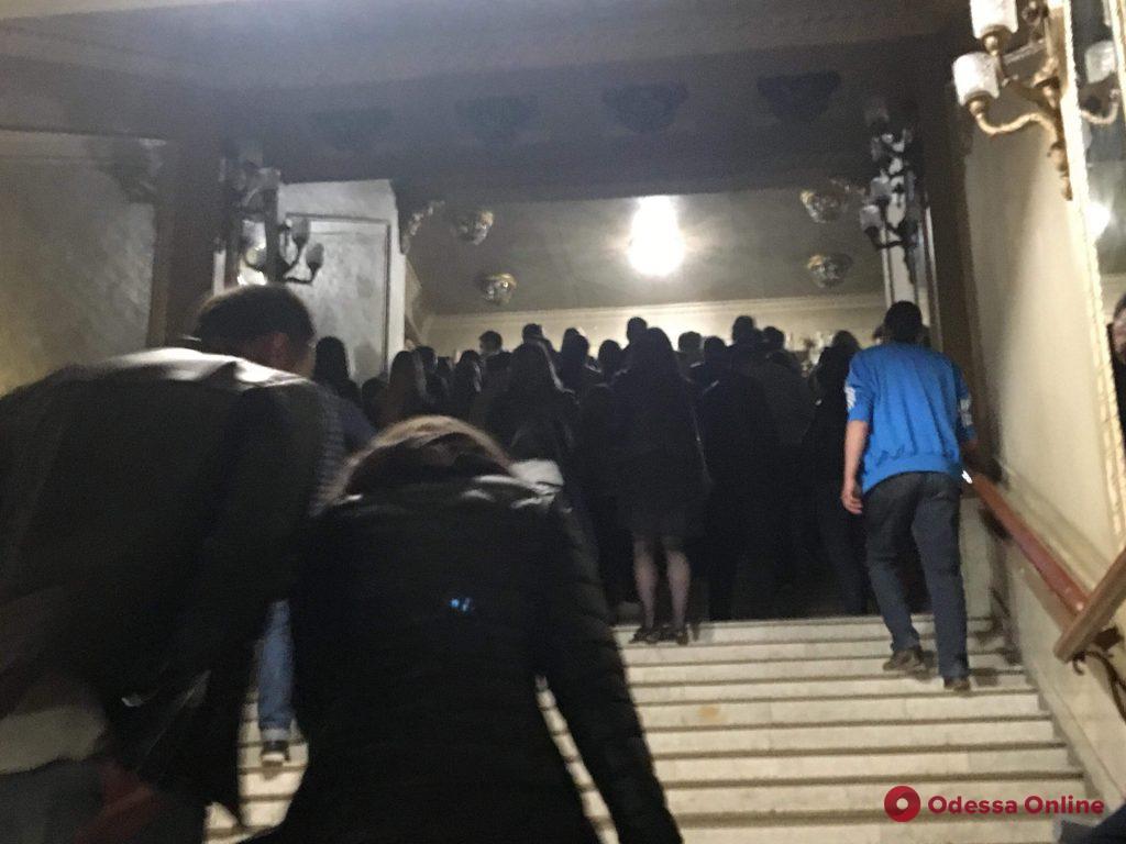 Концерт Глеба Самойлова в Одессе задержали из-за проверки СБУ