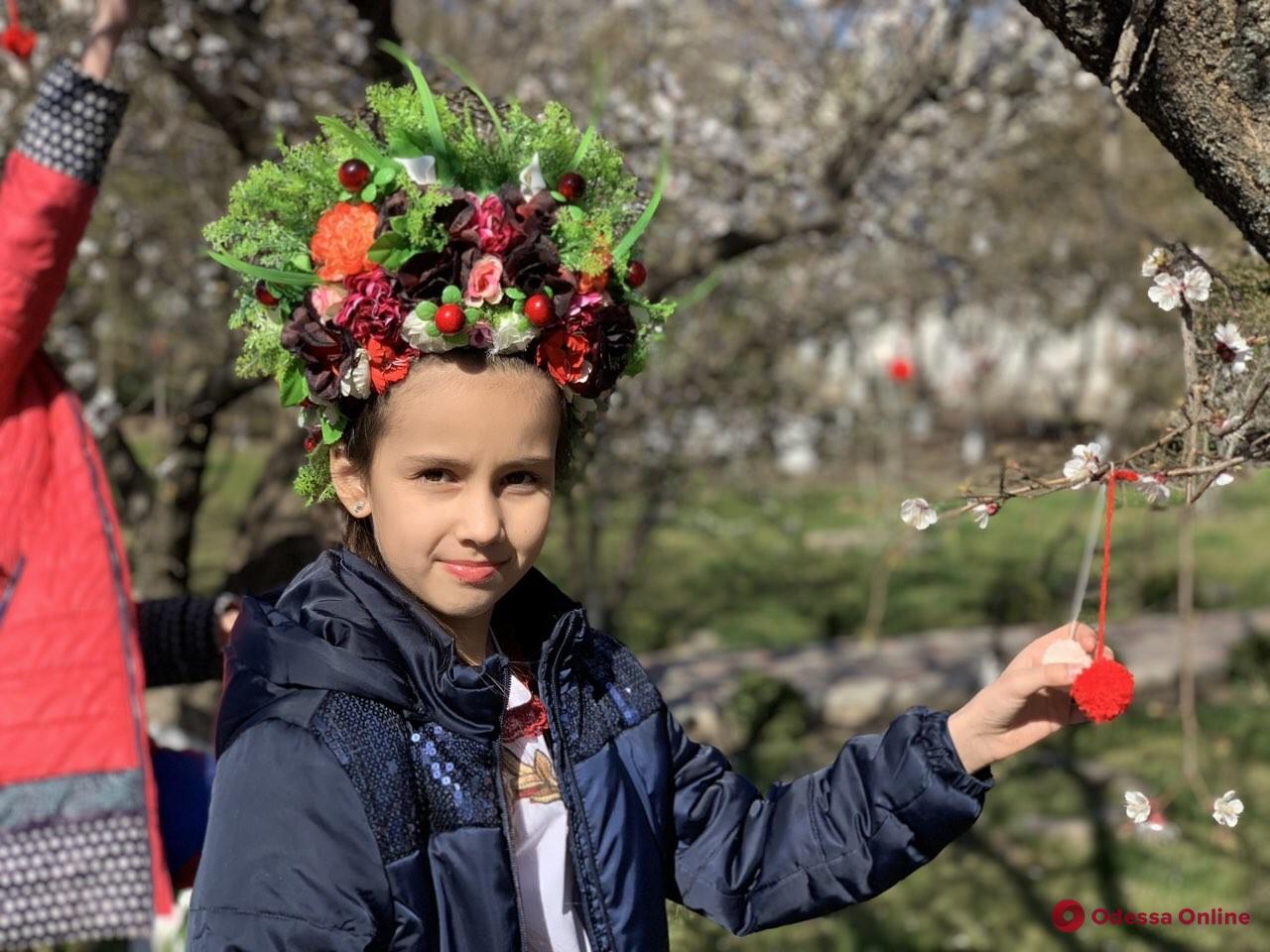 Одесситам показали, как встречают весну в других странах