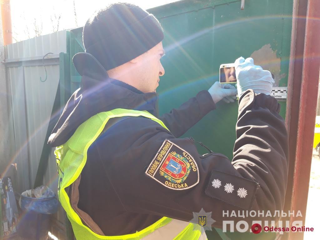 Житель Одесской области устроил стрельбу, чтобы не платить за такси