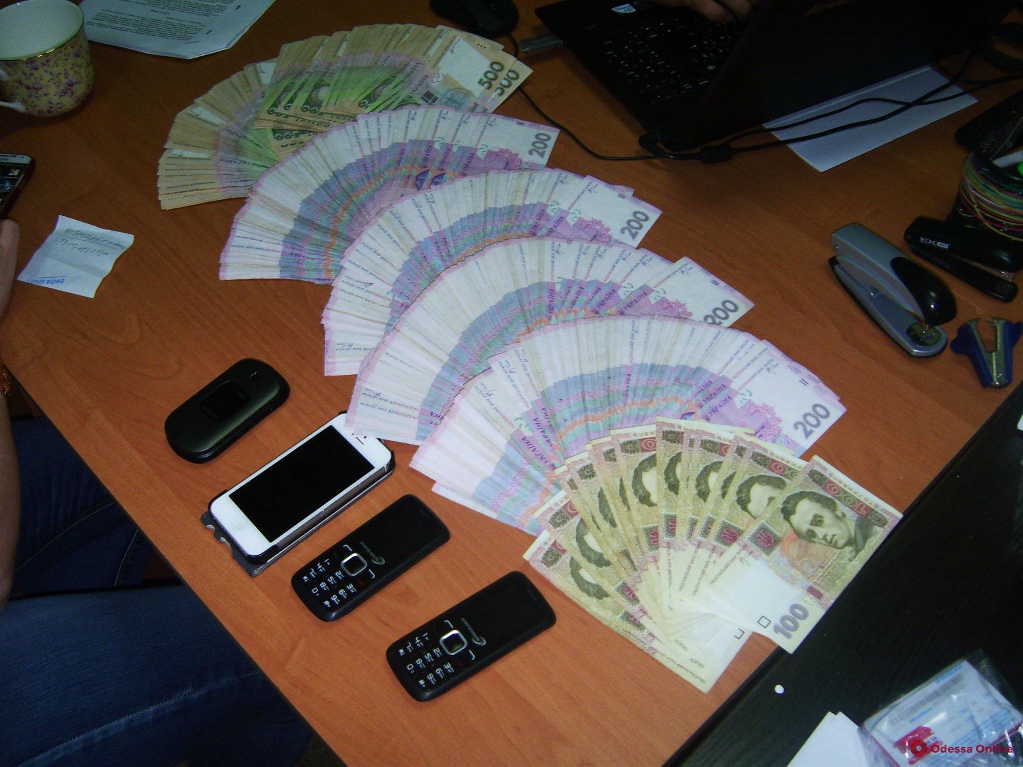 В Одессе ликвидировали «конверт» с оборотом в 280 миллионов