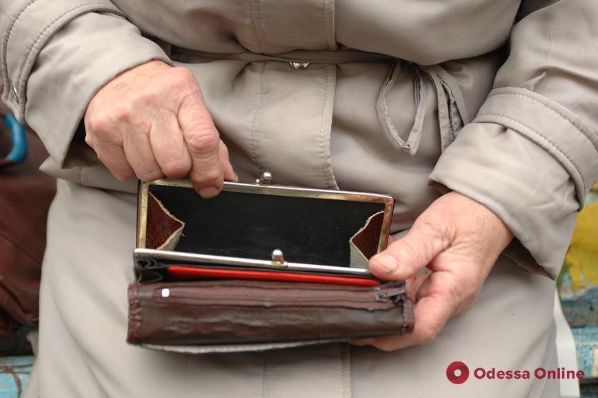 «Заботливый» житель Одесской области ограбил пенсионерку