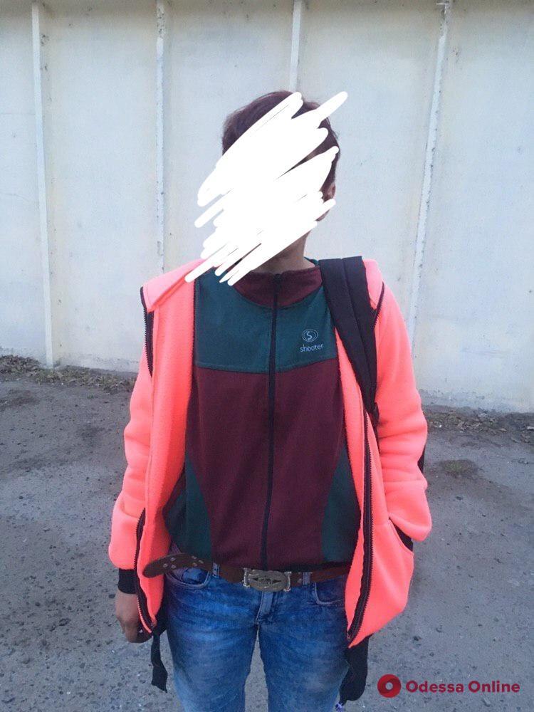 Одесская полиция задержала наркоторговку