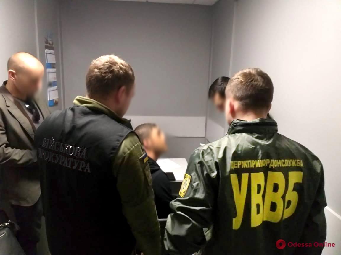 В Одесском аэропорту двое иностранцев пытались подкупить пограничников