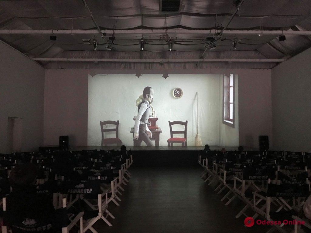 На Одесской киностудии проходит фестиваль культур