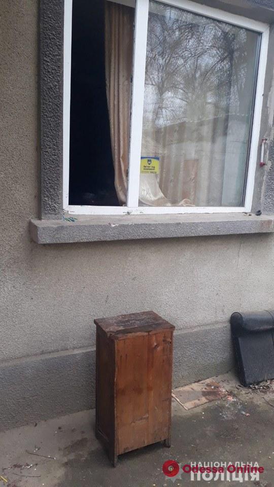 В Одесской области на горячем поймали домушника