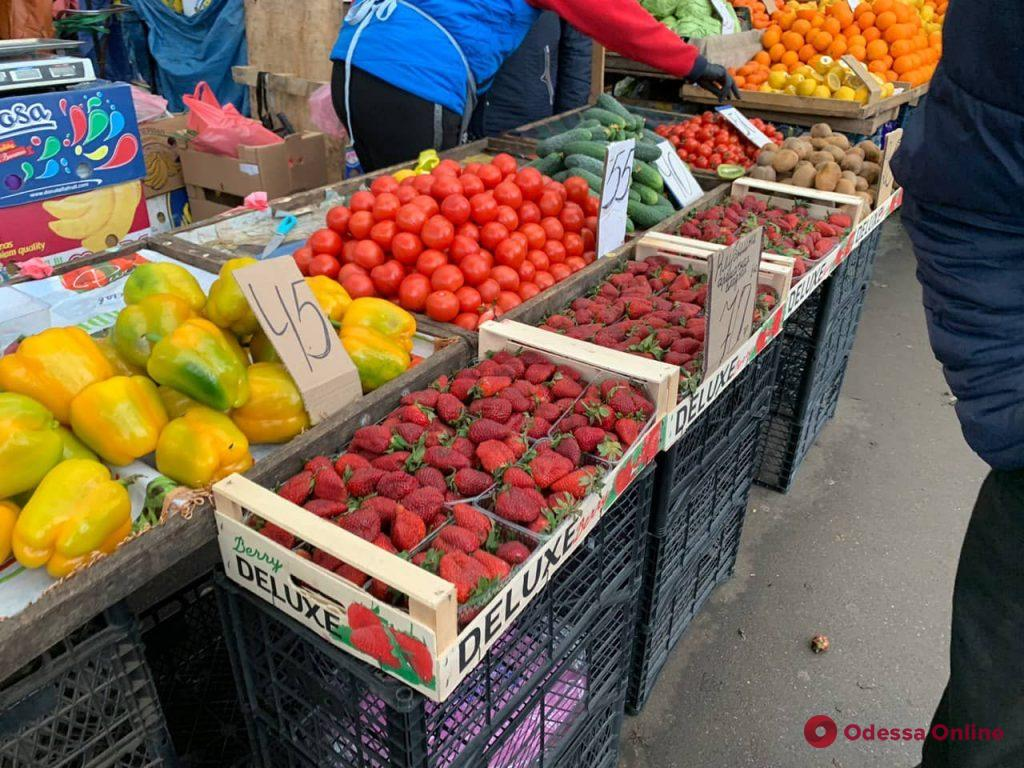 Цветная капуста, перец и авокадо: воскресные цены на Одесском «Привозе»