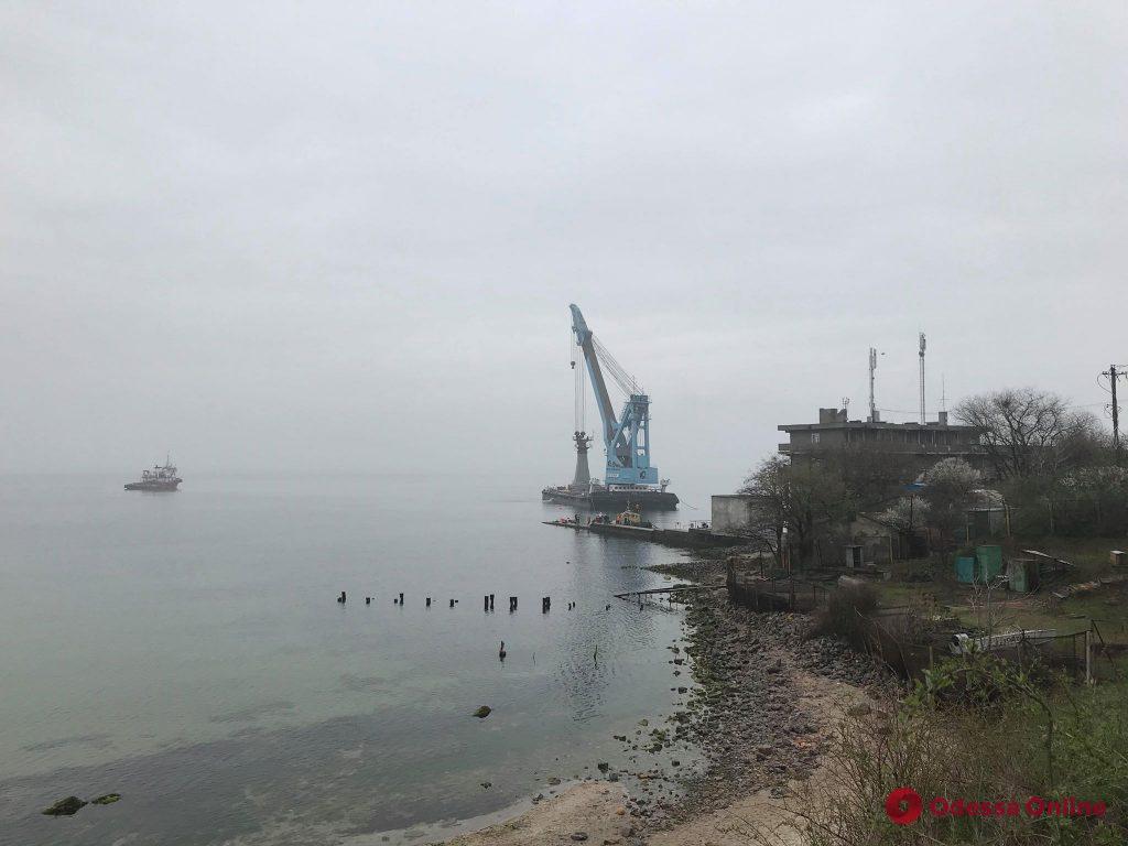 Нашумевший буксир «Параллель» отправился в порт Черноморска: как это было (фото)
