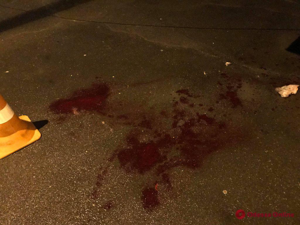 Стрельба, разбитые машины и раненые: под  Одессой неизвестные напали на весовой комплекс (фото, видео)