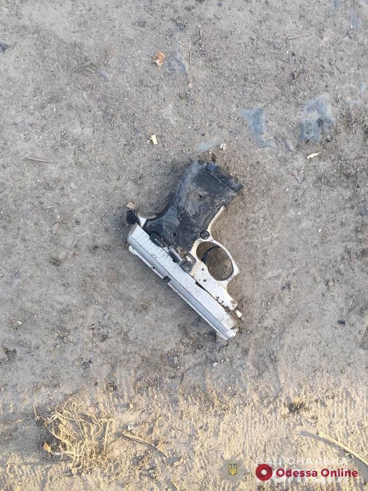 В Одесской области похитителя лодки нашли по мокрой одежде — он открыл стрельбу