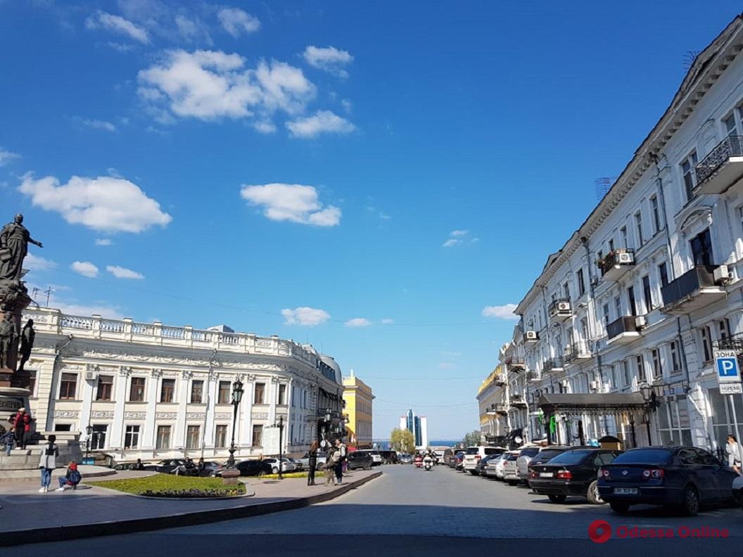 Тепло и малооблачно: прогноз погоды в Одессе на 11 мая