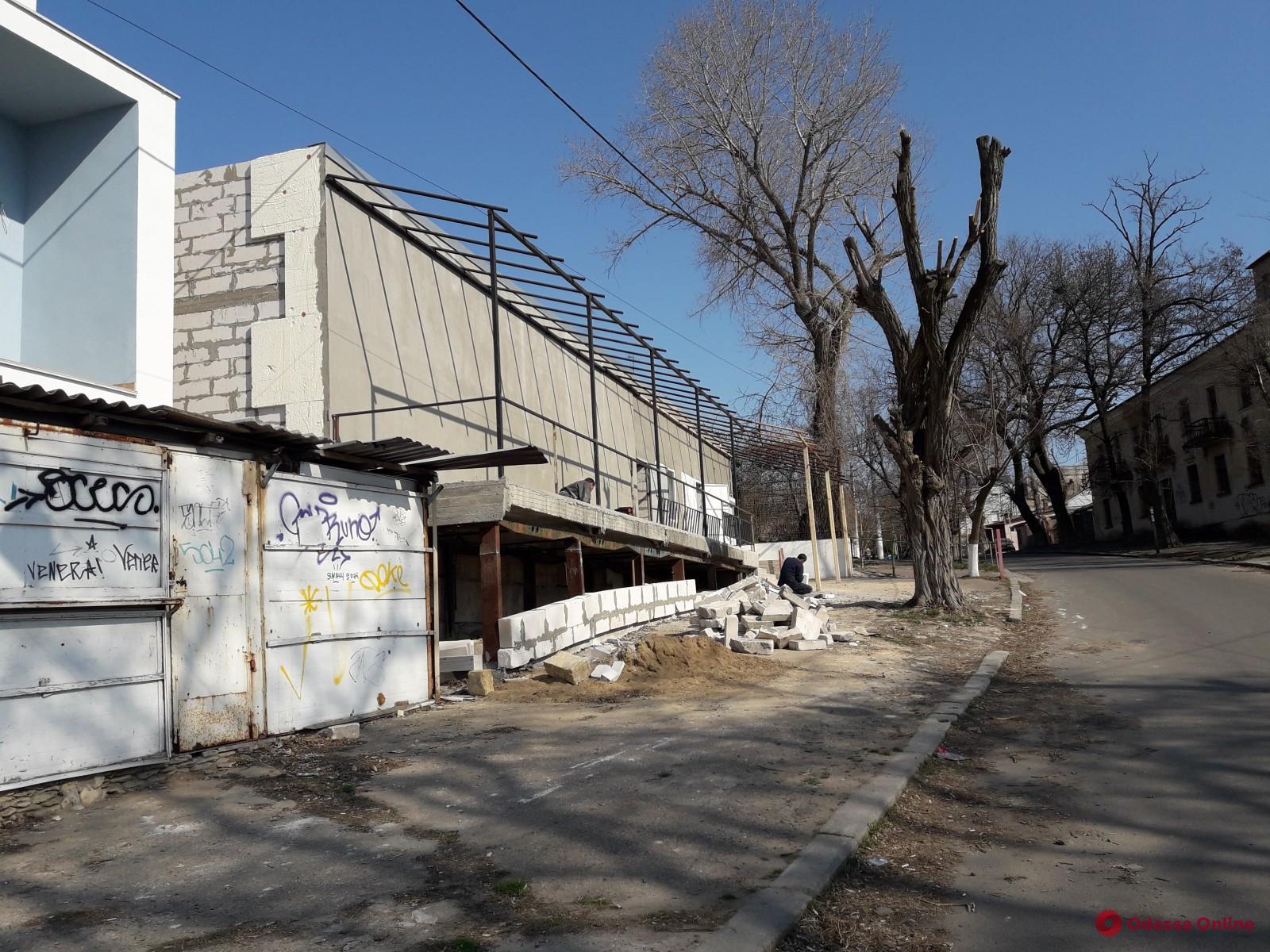 Одесса: ГАСК оштрафовал нарушителей на 721 тысячу гривен