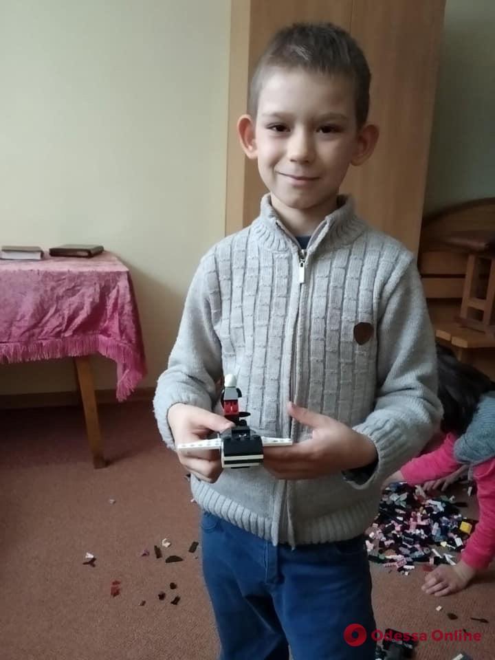 Под Одессой пропал восьмилетний мальчик