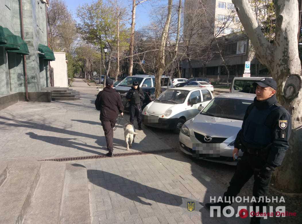 В Одессе «минировали» здание телеканала