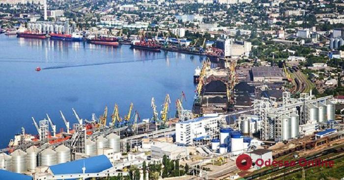Кабмин переименовал порт «Южный»