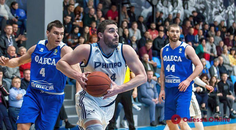 БК «Одесса» завершил сезон гостевым поражением