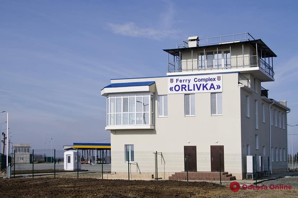 Переправа Орловка — Исакча может открыться уже в июле