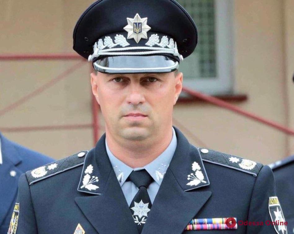 Суд избрал новую меру пресечения для экс-начальника полиции Одесской области