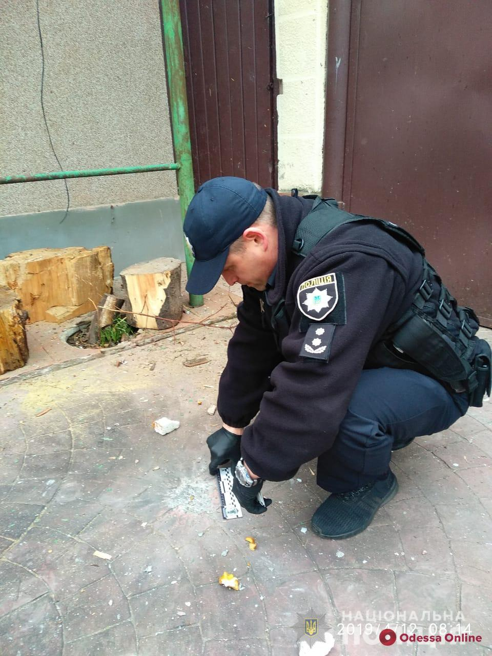Одесская область: во дворе дома прогремел взрыв