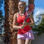 Теннис: юная одесситка вышла в финал турнира во Франции