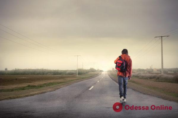 Одесские полицейские вернули домой юного путешественника