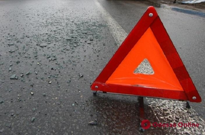 На трассе Одесса-Рени произошло смертельное ДТП