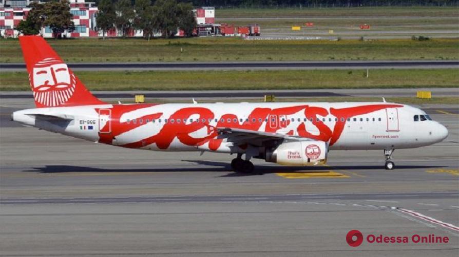 Из Одессы в Рим можно будет летать рейсом итальянского лоукостера