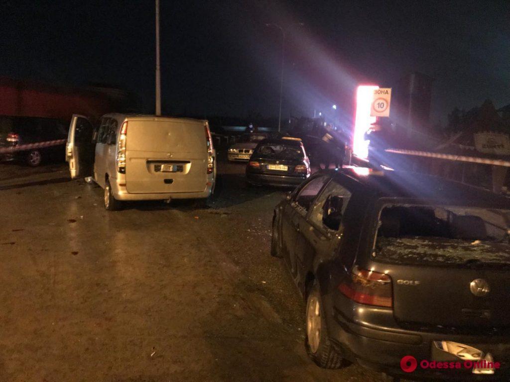 Ночная стрельба под Одессой: действиям патрульных будет дана правовая оценка