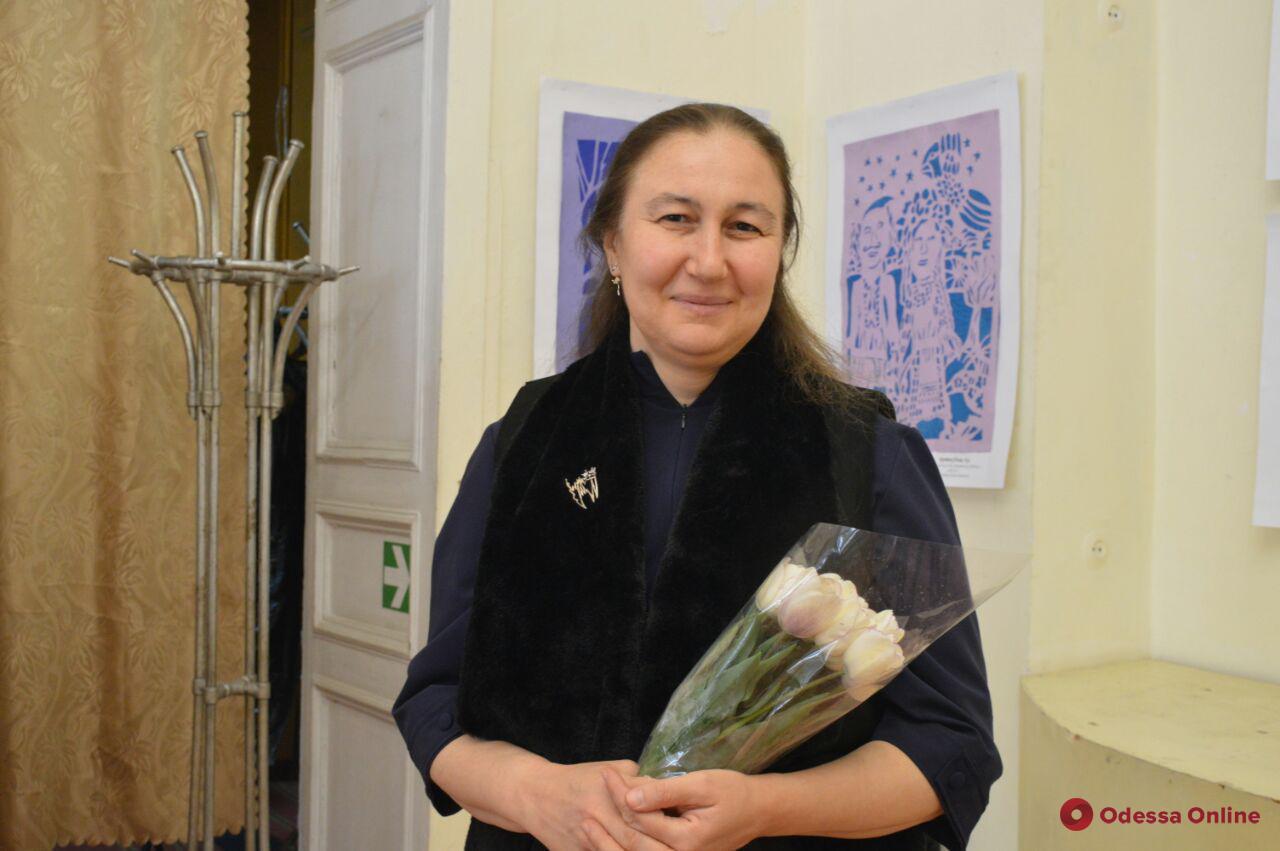 В Одессе открылась выставка «хрупких» картин