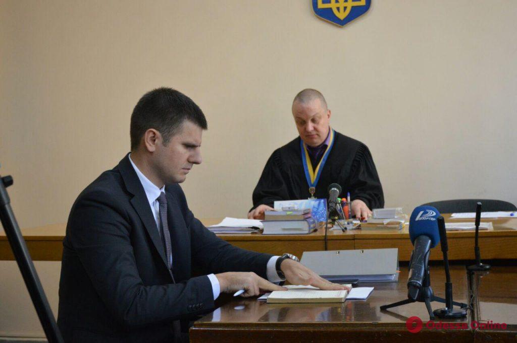 Одесса: виновника смертельного ДТП на Фонтане оставили в СИЗО
