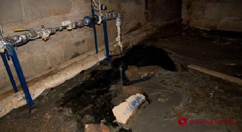 В подвале на Молдаванке нашли труп неизвестного мужчины
