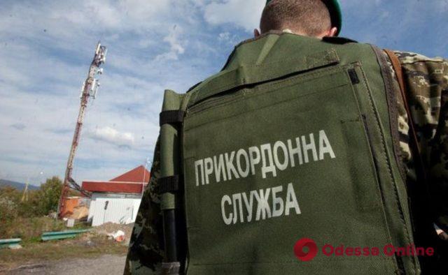 В Одесской области задержали угнанные за границей мотоцикл и автомобиль