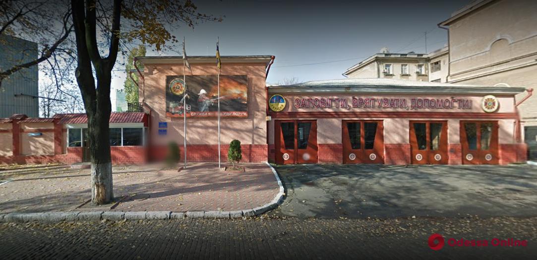 В Одессе займутся реконструкцией пожарного депо на Привокзальной площади