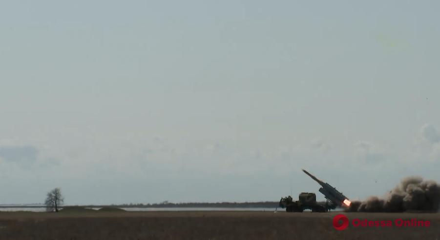 В Одесской области прошли испытания ракеты «Нептун»