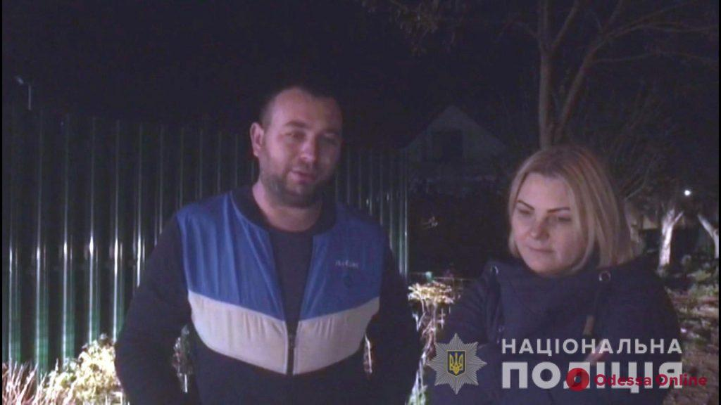В Одессе на горячем поймали вора-«сканериста»