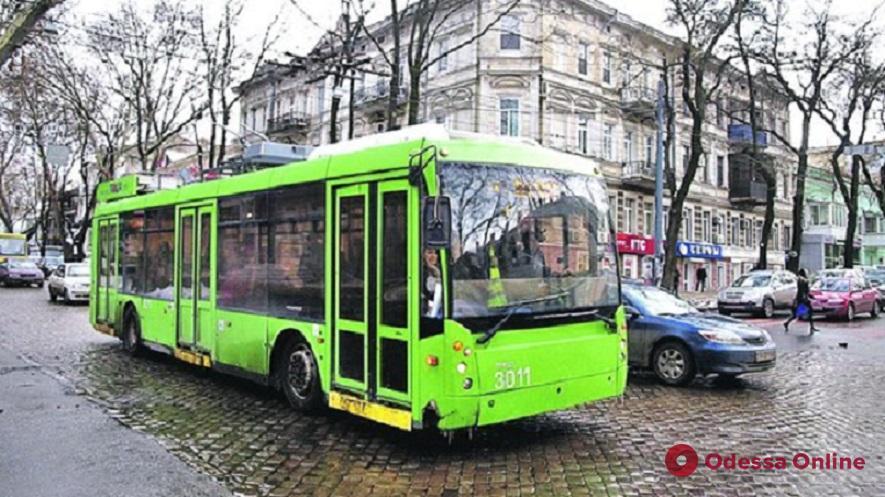 Завтра в Одессе общественный транспорт будет ходить иначе