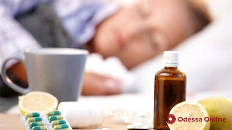 В Одессе снизилась заболеваемость ОРВИ и гриппом