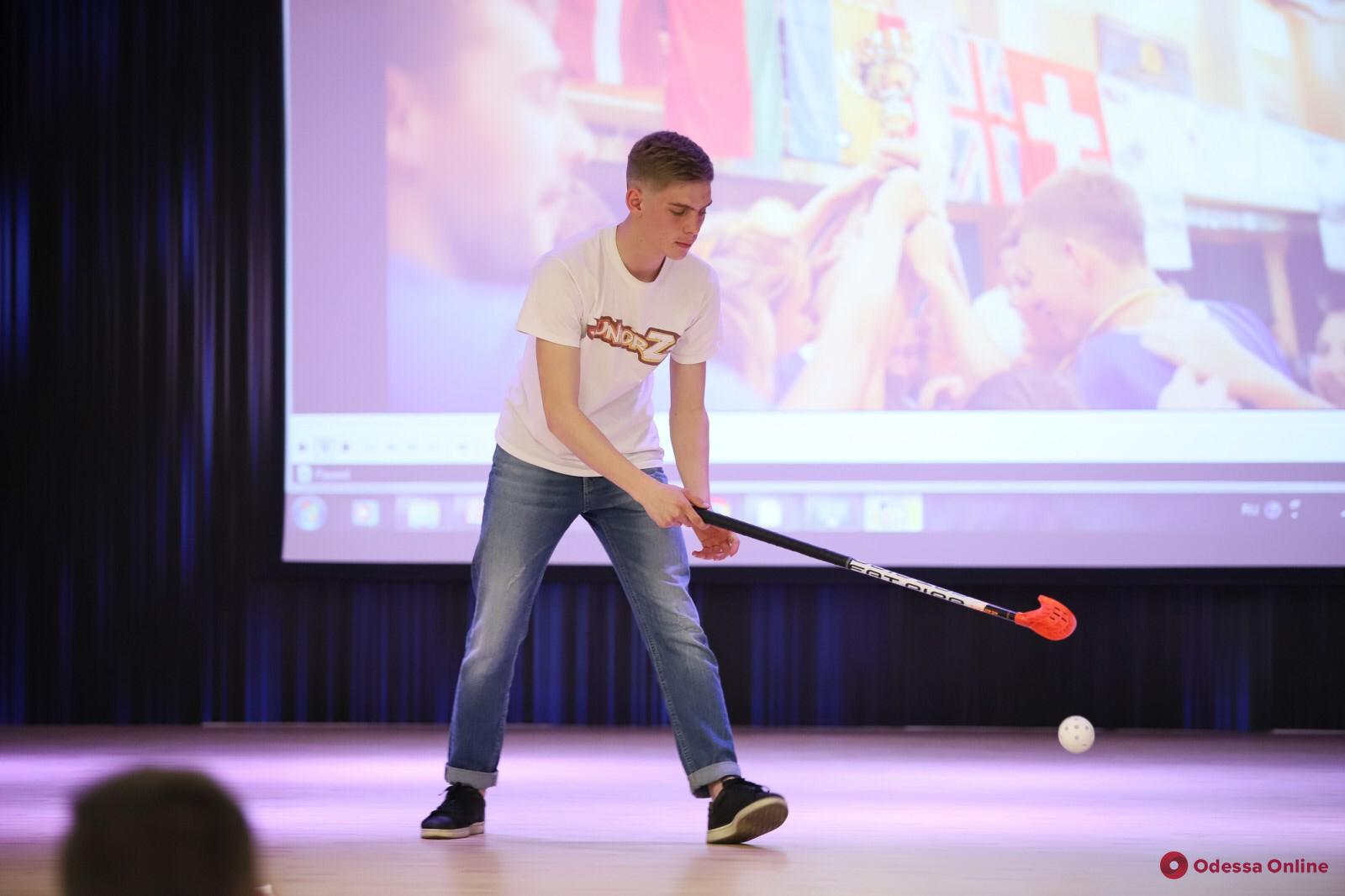 В одесских школах могут ввести новые виды спорта
