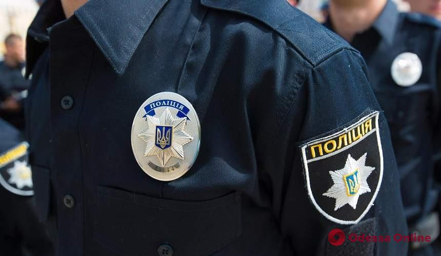 В Одессе поймали шустрого вора-иностранца