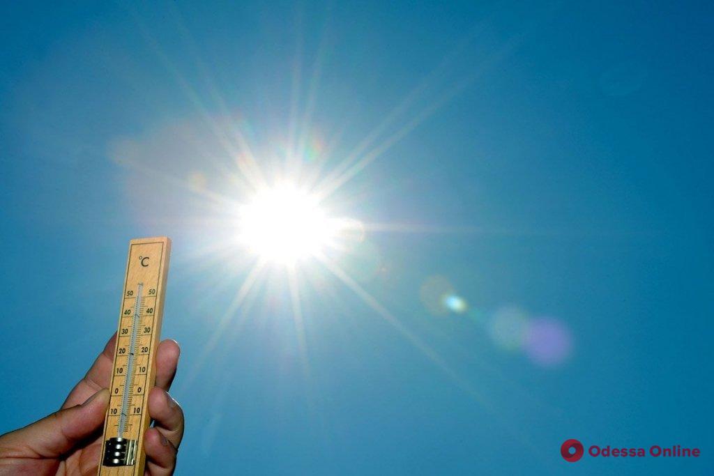 Завтра в Одесской области потеплеет до +30