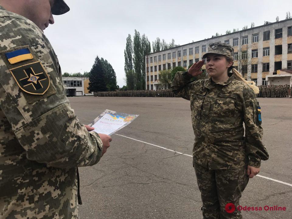 Бойцы 28-й одесской мехбригады отметили День пехоты ВСУ (фото)