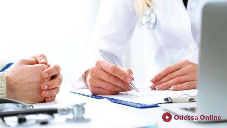 Одесса: 50% горожан подписали декларации с семейными врачами
