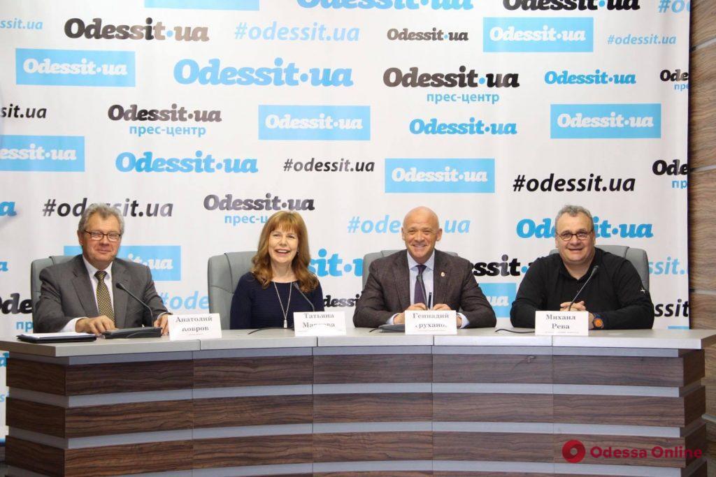 «Одесса бросит якорь-сердце в Генуе», — мэр Одессы рассказал о рабочей поездке в город-побратим