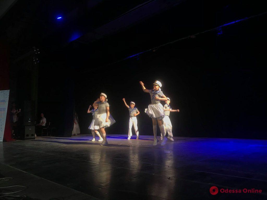 В Одессе прошел фестиваль для детей с инвалидностью (фото, видео)