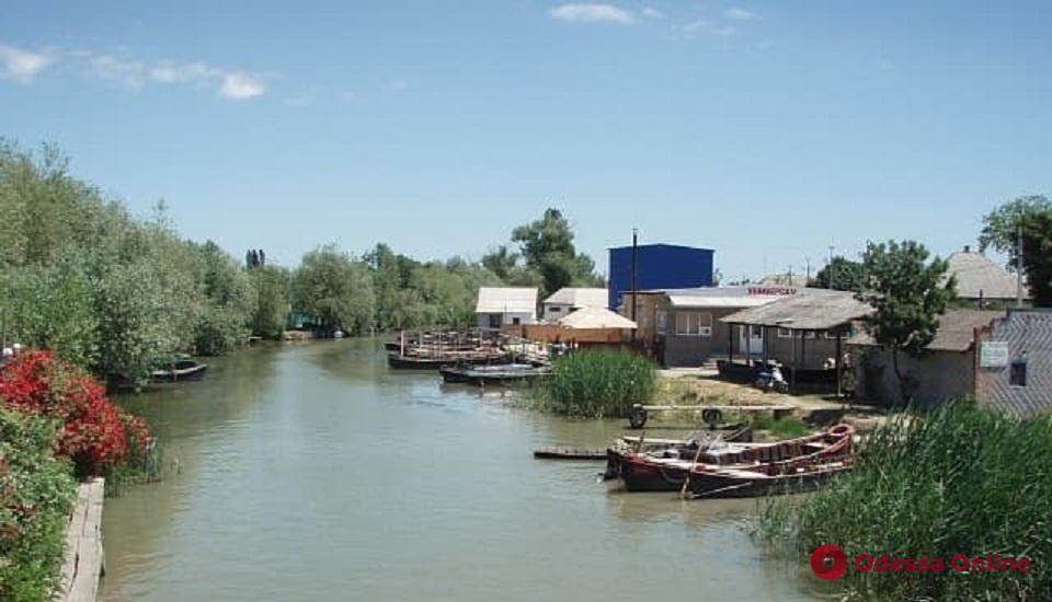 В Одесской области рыбаки перекрыли Дунай